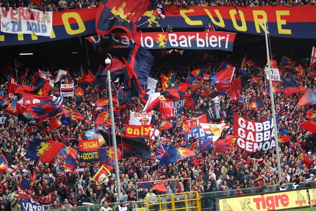 Genoa: The Alternative Club Guide – The Gentleman Ultra