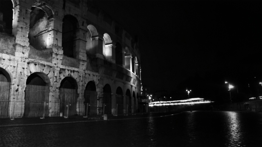 Colosseo Adam Lloyd