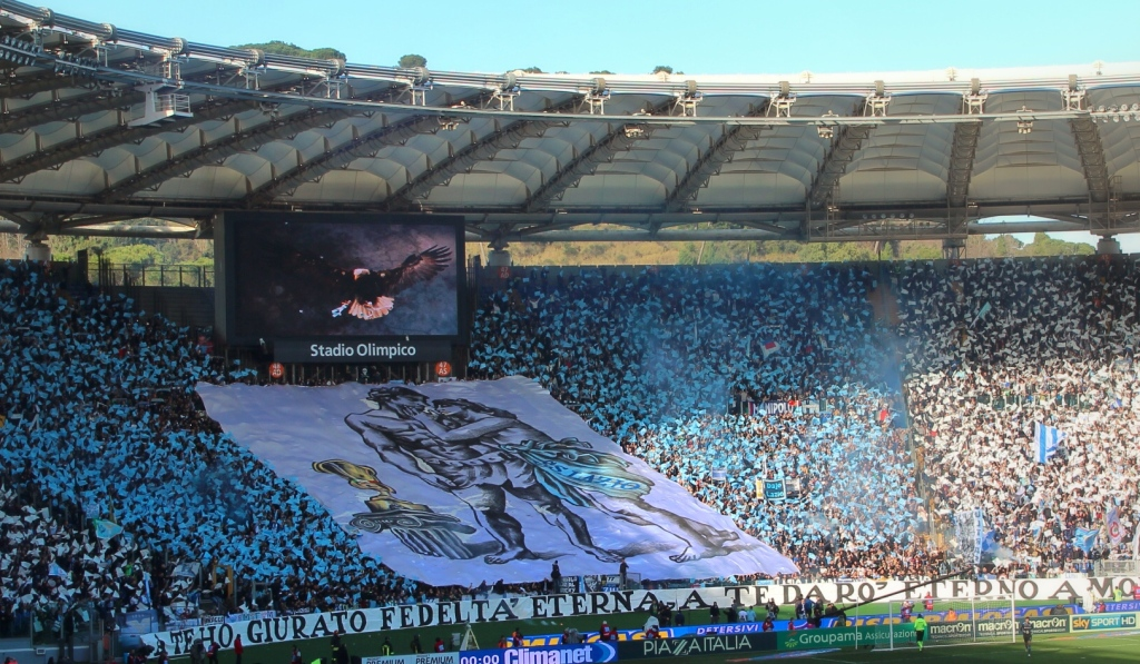 Avanti Ragazzi Why Lazio Supporters Chant About The Hungarian