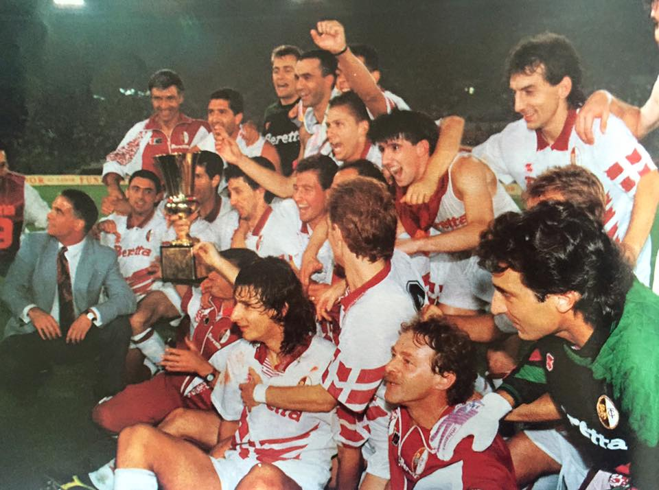Breaking the curse: Torino's triumph in the 1993 Coppa Italia ...