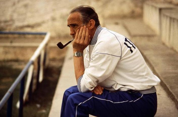 bearzot smoking