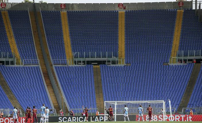 stadio olimpico rome derby