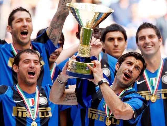 best service e7bc5 1371b Il Paso Doble' – The Story of Luis Figo at Inter – The ...