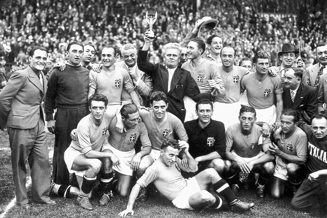 Mussolini and Calcio: Fascism's Legacy in Italian Football – The ...