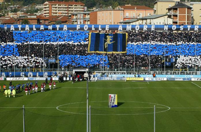 stadio atleti azzurri d'italia atalanta stadium
