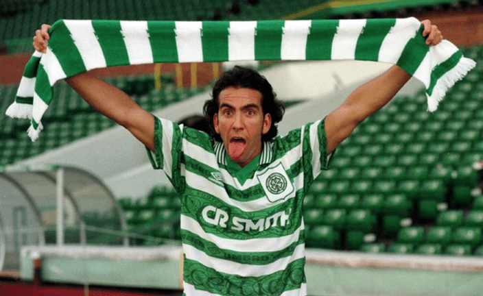 di canio celtic