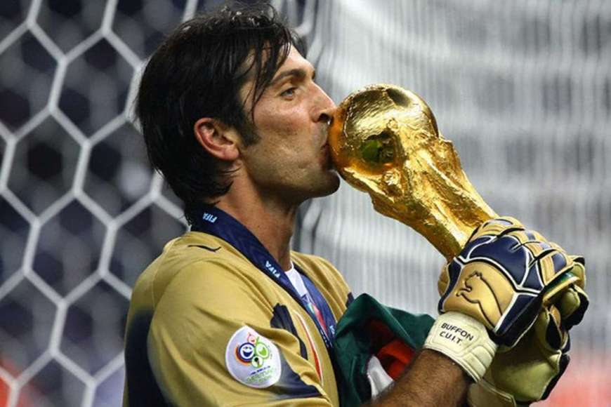 buffon italy world cup