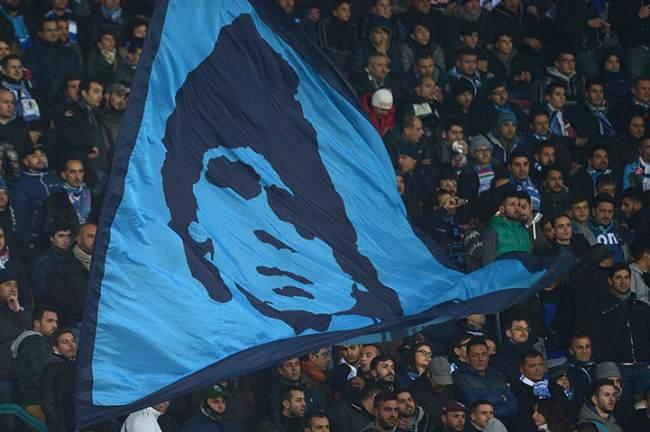 Maradona Flag