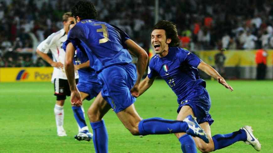 066b0af04c0 Vines of glory  Andrea Pirlo s greatest moments re-imagined as fine ...
