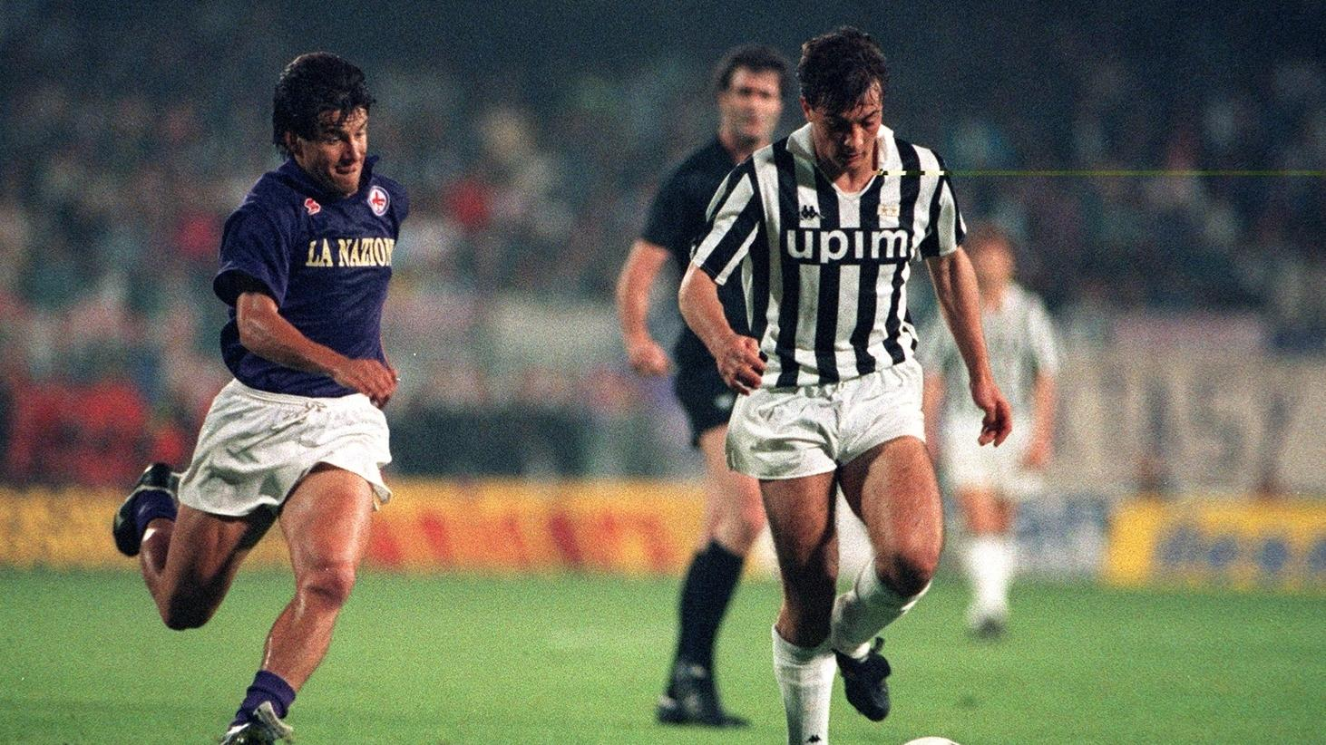 The 1990 Uefa Cup Final An Infamous Chapter In The Juventus Fiorentina Rivalry The Gentleman Ultra